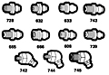Drive Type Fittings